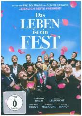 Das Leben ist ein Fest, 1 DVD Cover