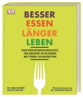 Besser essen, länger leben Cover
