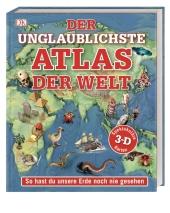 Der unglaublichste Atlas der Welt Cover