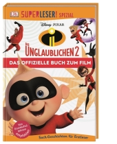 Superleser! Spezial - Disney Pixar Die Unglaublichen 2 Cover