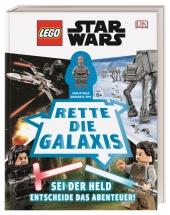 LEGO Star Wars - Rette die Galaxis Cover