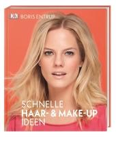 Schnelle Haar- und Make-Up-Ideen Cover