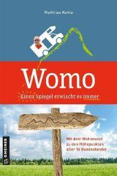Womo - Einen Spiegel erwischt es immer Cover