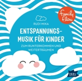 Kids in Balance. Entspannungsmusik für Kinder, 1 Audio-CD Cover