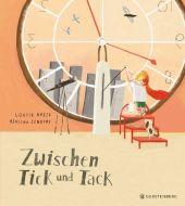 Zwischen Tick und Tack Cover