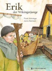 Erik, der Wikingerjunge Cover