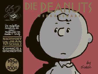 Die Peanuts Werkausgabe - 1950 bis 2000