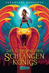Das Geheimnis des Schlangenkönigs Cover