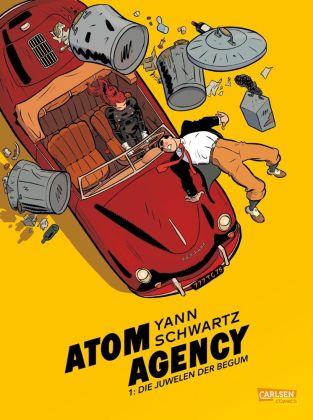 Atom Agency - Die Juwelen der Begum