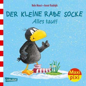 Der kleine Rabe Socke: Alles taut!