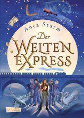 Der Welten-Express 1 Cover