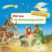 Hör mal: Die Weihnachtsgeschichte, m. Soundeffekten Cover