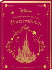 Disney Das große goldene Buch der Prinzessinnen Cover