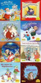 Weihnachts-Pixi (Fröhliche Weihnacht überall), 8 Hefte