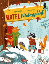 Hotel Winterschlaf Cover
