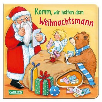 Komm, wir helfen dem Weihnachtsmann