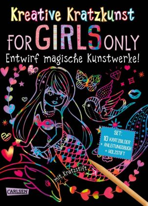 For Girls Only, m. Kratzstift