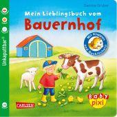 Mein Lieblingsbuch vom Bauernhof Cover