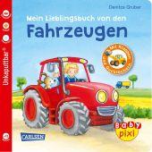 Mein Lieblingsbuch von den Fahrzeugen