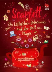 Scarlett - Ein Löffelchen Geheimnis und der Duft von Magie Cover