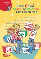 Starke Conni Silben-Geschichten zum Lesenlernen Cover