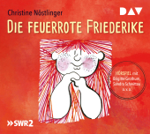 Die feuerrote Friederike, 1 Audio-CD