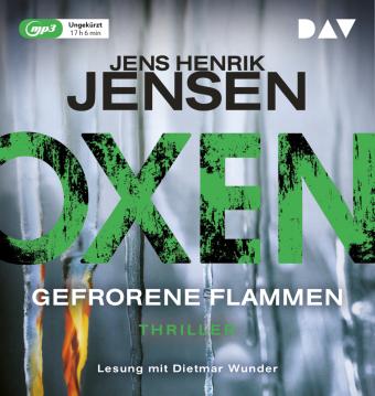 Oxen - Gefrorene Flammen, 2 MP3-CDs