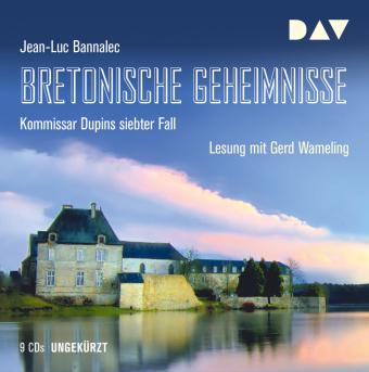 Bretonische Geheimnisse - Kommissar Dupins siebter Fall, 9 Audio-CDs