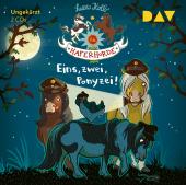 Die Haferhorde - Teil 11: Eins, zwei, Ponyzei!, 2 Audio-CDs