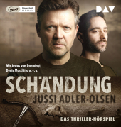 Schändung, 1 MP3-CD Cover