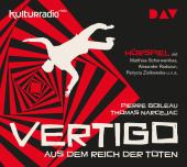 Vertigo. Aus dem Reich der Toten, 1 Audio-CD Cover