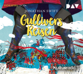 Gullivers Reisen, 2 Audio-CDs Cover
