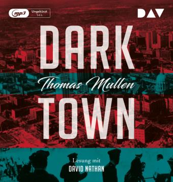 Darktown, 2 MP3-CDs