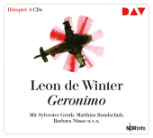 Geronimo, 4 Audio-CDs Cover