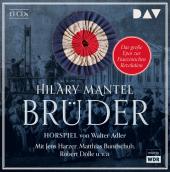 Brüder, 13 Audio-CDs Cover