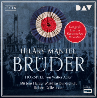 Brüder, 13 Audio-CDs