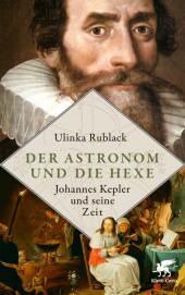 Der Astronom und die Hexe Cover