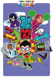 Mein erster Comic: Teen Titans Go! Cover