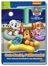 Paw Patrol: Gute Nacht, Fellfreunde! Cover