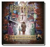 Harry Potter: Die Winkelgasse - Das Handbuch zu den Filmen Cover