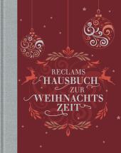 Reclams Hausbuch zur Weihnachtszeit Cover