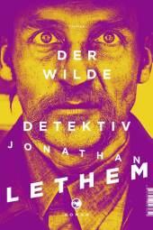 Der wilde Detektiv Cover