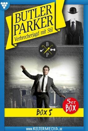 Butler Parker Jubiläumsbox 5 - Kriminalroman