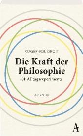 Die Kraft der Philosophie Cover