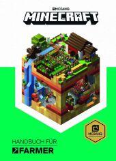 Minecraft, Handbuch für Farmer Cover