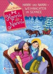 Hanni und Nanni - Weihnachten im Schnee Cover