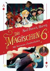 Die Magischen Sechs - Mr Vernons Zauberladen Cover