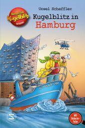 Kommissar Kugelblitz - Kugelblitz in Hamburg Cover