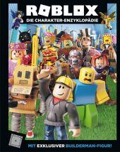 Roblox - Die Charakter-Enzyklopädie Cover