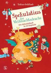 Spekulatius der Weihnachtsdrache